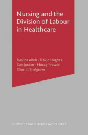 Nursing and the Division of Labour in Healthcare av Davina Allen og Derek Hughes (Heftet)