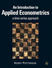 An Introduction to Applied Econometrics av Kerry Patterson (Heftet)