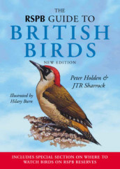 The RSPB Guide to British Birds av Hilary Burn, Peter Holden og J.T.R. Sharrock (Heftet)
