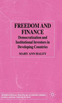 Freedom and Finance av Mary Ann Haley (Innbundet)