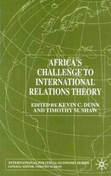Africa's Challenge to International Relations Theory 2001 (Innbundet)