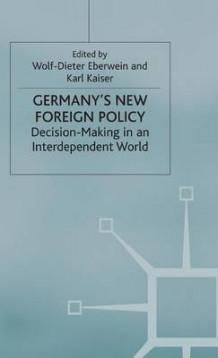 Germany's New Foreign Policy (Innbundet)