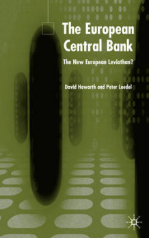 The European Central Bank av D. Howarth og Peter Loedel (Innbundet)