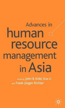 Advances in Human Resource Management in Asia (Innbundet)