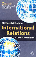International Relations av Michael Nicholson (Heftet)