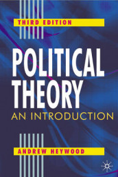 Omslag - Political Theory