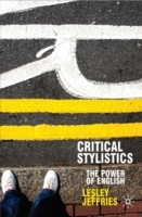 Critical Stylistics av Lesley Jeffries (Heftet)