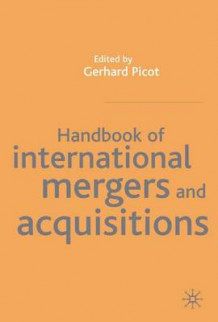Handbook of International Mergers and Aquisitions (Innbundet)