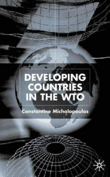 Developing Countries in the WTO av Constantine Michalopoulos (Innbundet)