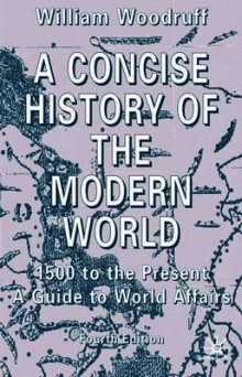 A Concise History of the Modern World 2002 av William Woodruff (Heftet)
