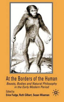 At the Borders of the Human (Heftet)