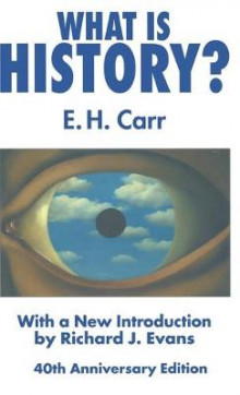 What is History? 2002 av Edward Hallett Carr og Richard J. Evans (Innbundet)
