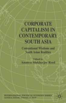 Corporate Capitalism in Contemporary South Asia (Innbundet)