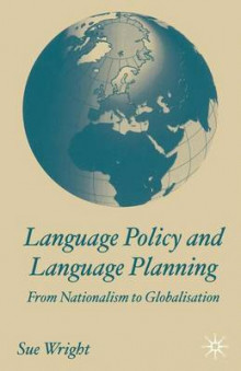 Language Policy and Language Planning av Sue Wright (Heftet)