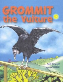 Grommit the Vulture av Andy Campbell (Heftet)