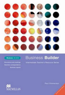 Business Builder Modules 4 5 6 av Paul Emmerson (Spiral)