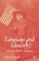 Language and Identity av John E. Joseph (Heftet)