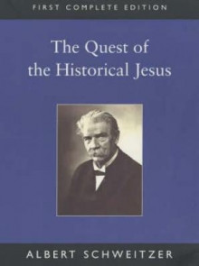 The Quest of the Historical Jesus av Albert Schweitzer (Heftet)