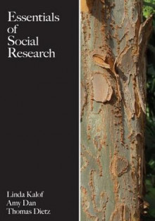 Essentials of Social Research av Linda Kalof, Amy Dan og Thomas Dietz (Heftet)