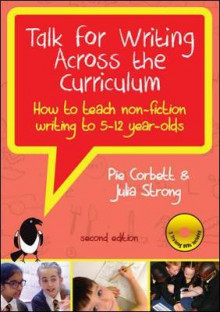 Talk for Writing across the Curriculum with DVDs: How to teach non-fiction writing to 5-12 year-olds av Pie Corbett og Julia Strong (Heftet)