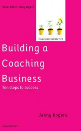 Omslag - Building a Coaching Business