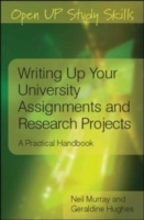 Omslag - Writing Up Your University Assignments and Research Projects