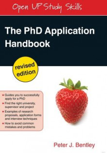 The PhD Application Handbook av Peter J. Bentley (Heftet)