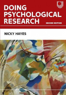 Doing Psychological Research, 2e av Nicky Hayes (Heftet)