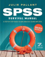 Omslag - SPSS Survival Manual: A Step by Step Guide to Data Analysis using IBM SPSS