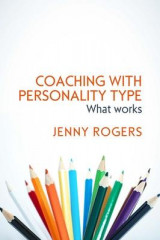 Omslag - Coaching with Personality Type: What Works