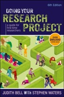 Doing Your Research Project: A Guide for First-time Researchers av Judith Bell og Stephen Waters (Heftet)