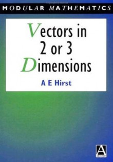 Vectors in Two or Three Dimensions av Ann Hirst (Heftet)