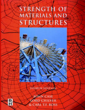 Strength of Materials and Structures av The late John Case, Sir A. H. Chilver og Carl T. F. Ross (Heftet)