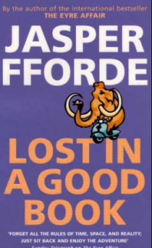 Lost in a good book av Jasper Fforde (Heftet)