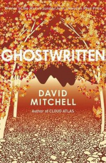 Ghostwritten av David Mitchell (Heftet)