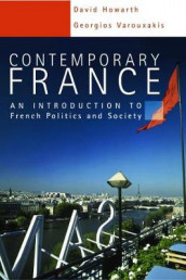 Contemporary France av Catherine Fieschi, David J. Howarth og Georgios Varouxakis (Heftet)