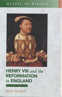 Access to History: Henry VIII and the Reformation in England av Keith Randell (Heftet)