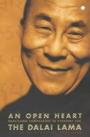 An Open Heart av His Holiness Tenzin Gyatso the Dalai Lama (Heftet)
