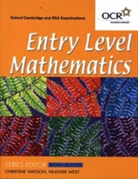 Entry Level Mathematics av Christine Watson og Heather West (Heftet)