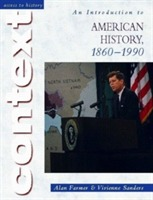 Access to History Context: An Introduction to American History, 1860-1990 av Alan Farmer og Vivienne Sanders (Heftet)