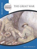 Hodder 20th Century History: The Great War 2nd Edition av Neil DeMarco (Heftet)