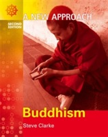 A New Approach: Buddhism av Steve Clarke og Mel Thompson (Heftet)