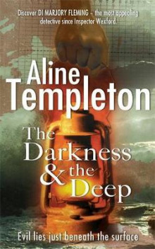 The darkness and the deep av Aline Templeton (Heftet)