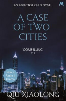 A Case of Two Cities av Qiu Xiaolong (Heftet)