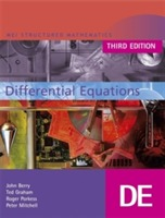 MEI Differential Equations Third Edition av John Berry, Ted Graham, Mike Jones, Roger Porkess og Peter Mitchell (Heftet)