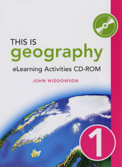 This is Geography eLearning Activities: CD-ROM 1 av Vicki Haynes, Noel Jenkins og John Widdowson (CD-ROM)