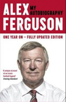 The autobiography av Alex Ferguson (Heftet)