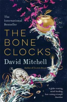 The bone clocks av David Mitchell (Heftet)