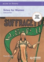 Access to History: Votes for Women av Paula Bartley (Heftet)