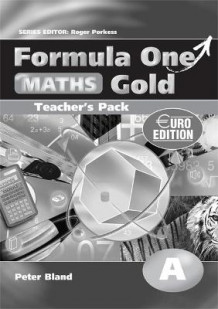 Formula One Maths Euro Edition Gold Teacher's Pack A (Perm)